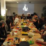 Racletteabend im Medienzentrum