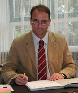 Bernd Beckmann (neuer Schulleiter)